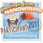 NaNoWriMo – can I write a novel during National Novel Writing Month?