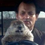 Groundhog Day – Taking New Year's from the top