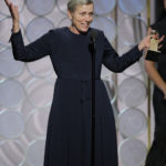 Boring in black: the me too movement and the Golden Globes