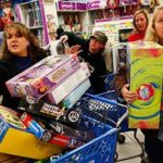 Christmas Consumption–remember when we shopped till we dropped?